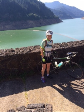 Cougar Dam Oregon