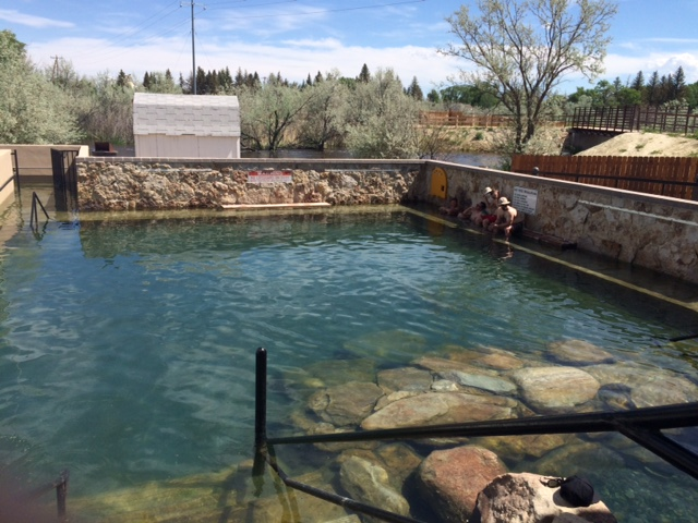 Hobo Hot Springs Saratoga Wyoming